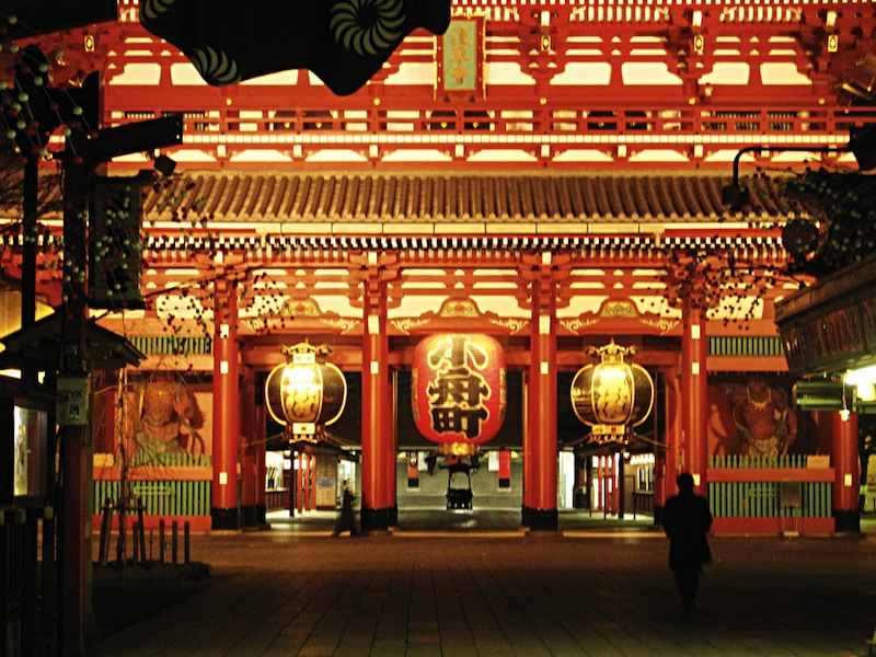 Senso-ji Temple (Asakusa Kannon)