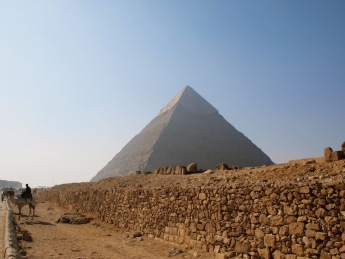 Great Pyramid of Khafre Cairo Egypt