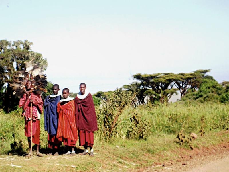 Maasai Tanzania