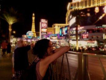 Elle in Las Vegas