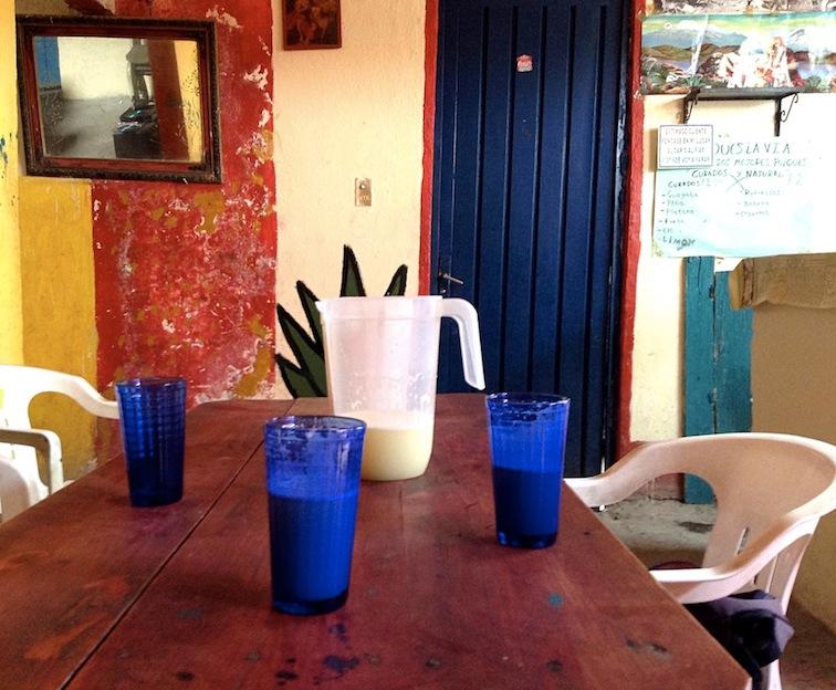 pulque cholula