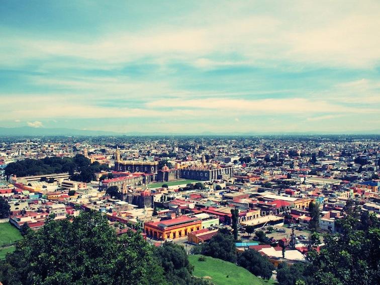 San Pedro Cholula Mexico
