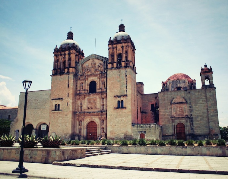 oaxaca Santo Domingo de Guzmán