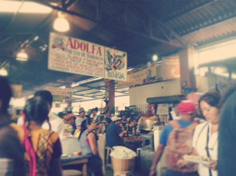 Tlacolula Market