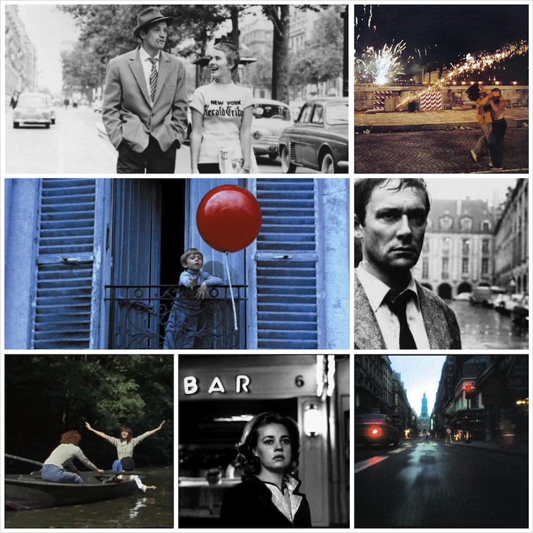 Paris in celluloid