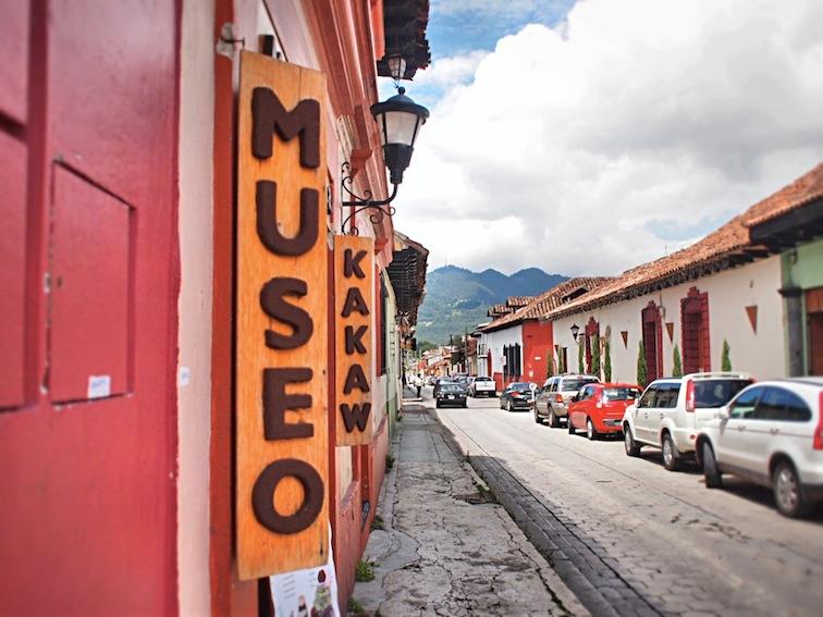 Museo Kakaw san cristobal de las casas mexico