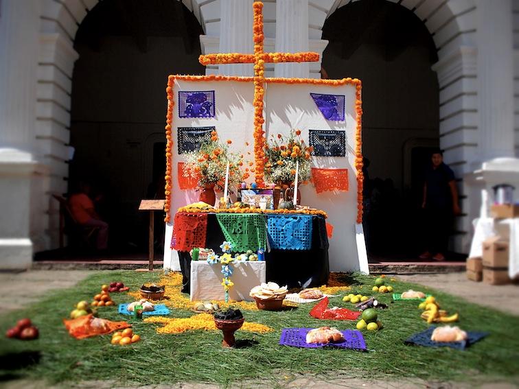 Altar Zocalo