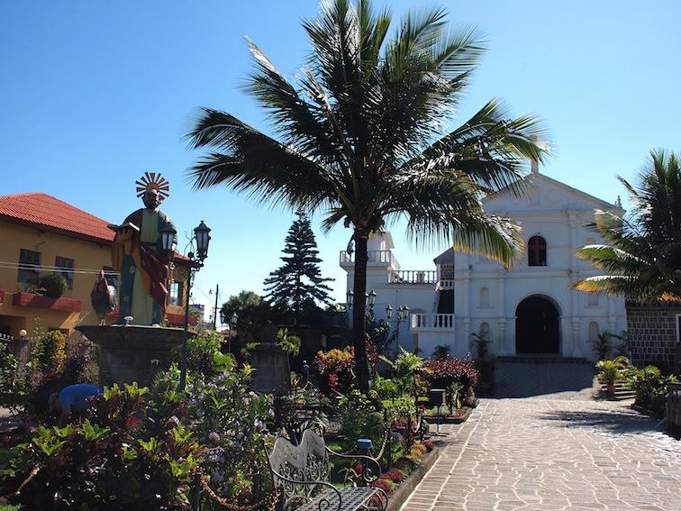 Catholic church in San Pedro La Laguna