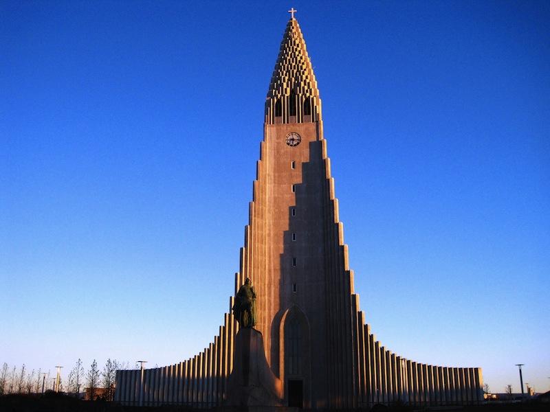 Hallgrímskirkja Iceland