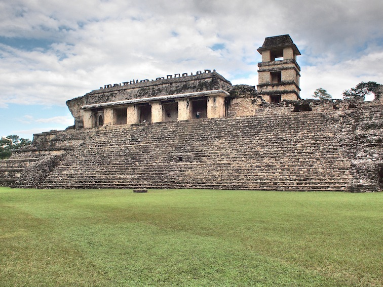 Palenque Palace and Observation Tower