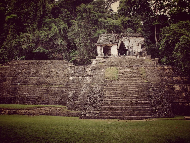 Palenque Temple of the Skull