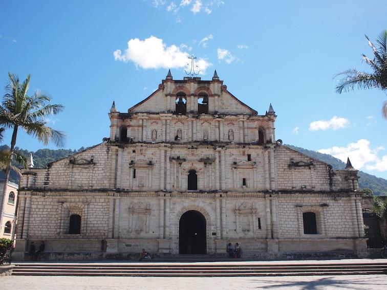 Panajachel St Francis Church