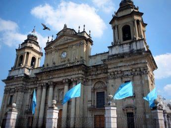 Catedral de Guatemala