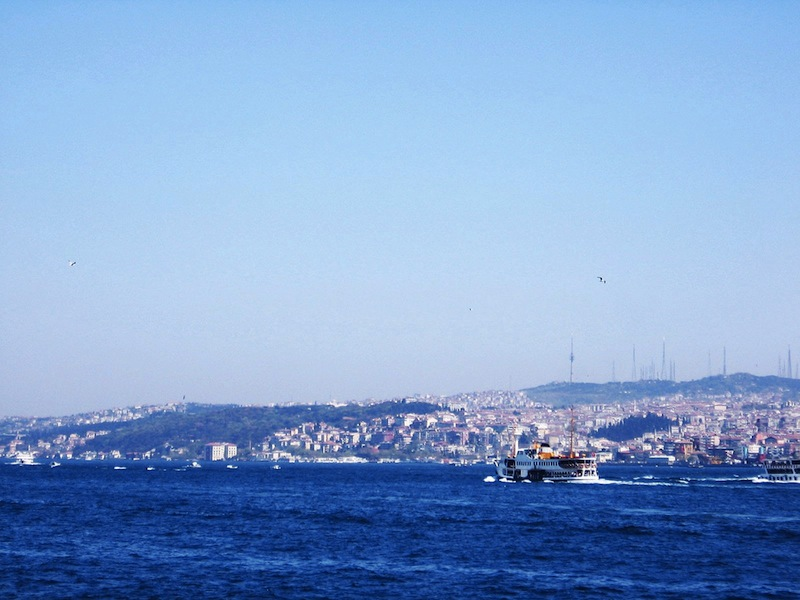 Bosphorus boat