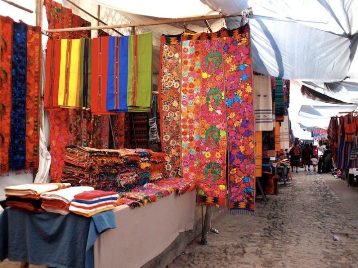 Chichicastenango Sunday Market