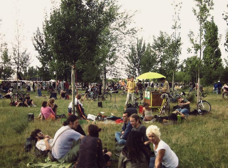 Park days in Berlin