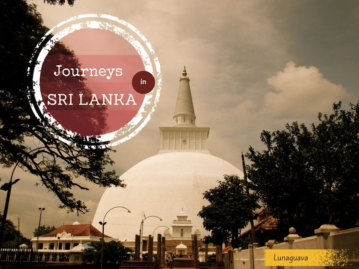 journeys in sri lanka
