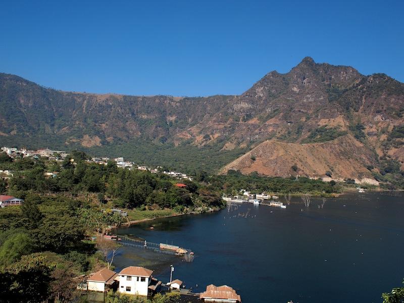 San Juan La Laguna Lake Atitlán