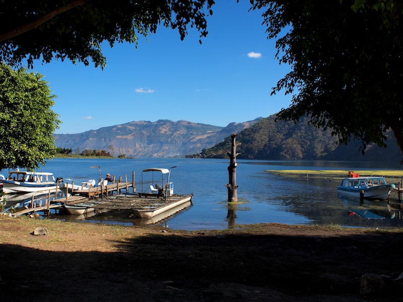 San Lucas Tolimán Lake Atitlán