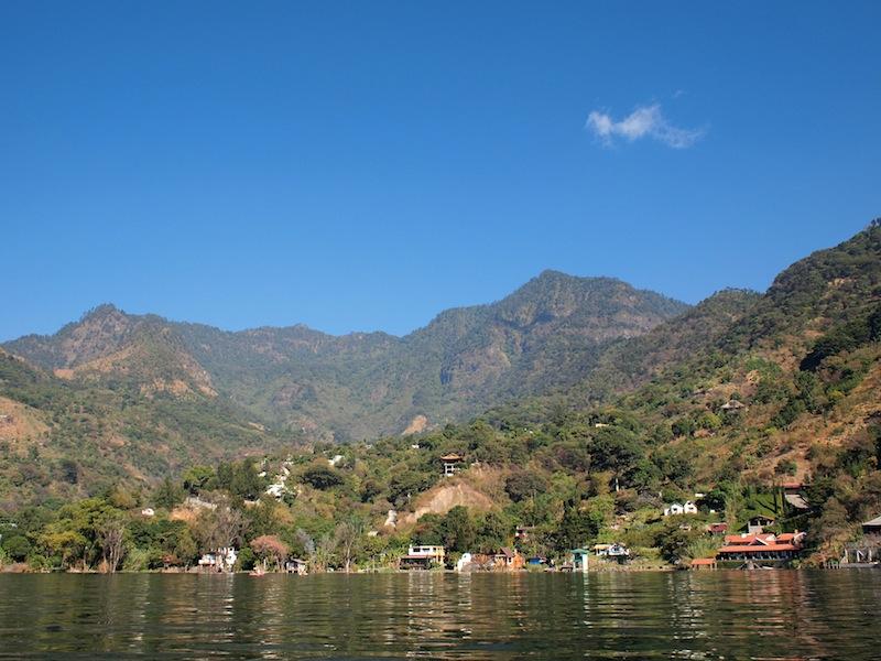 San Marcos La Laguna Lake Atitlán