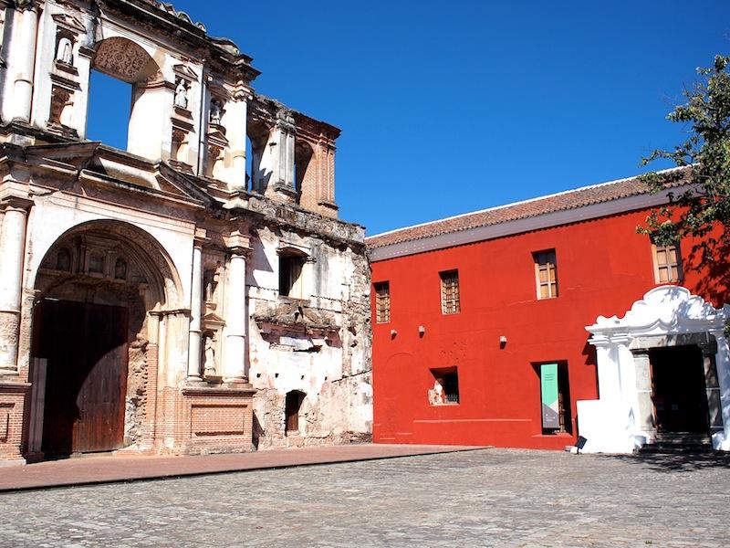 San Agustin Antigua Guatemala