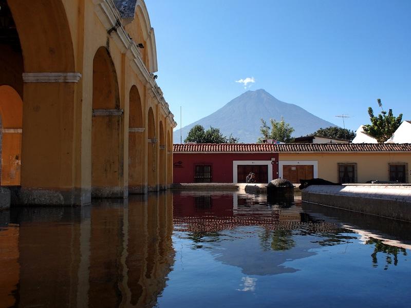 Tanques La Unión Antigua Guatemala