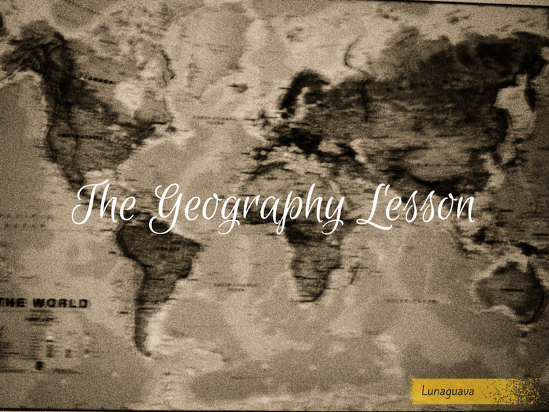 Geography lesson story