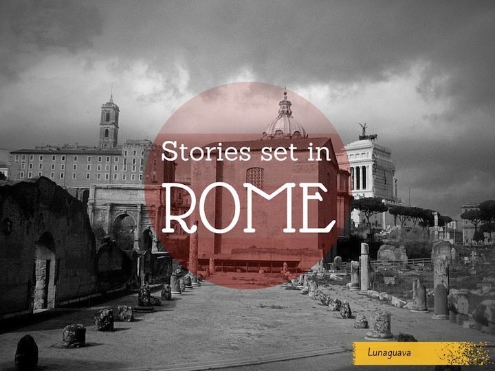 stories set in rome Italy