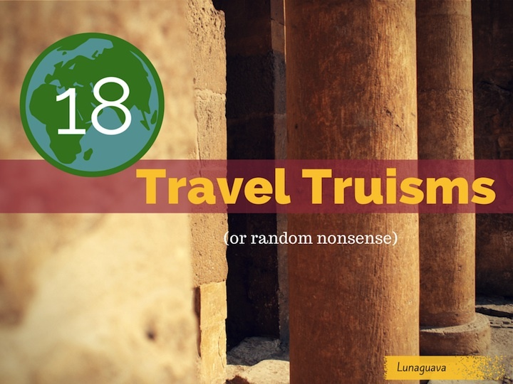 Travel Truisms Featured