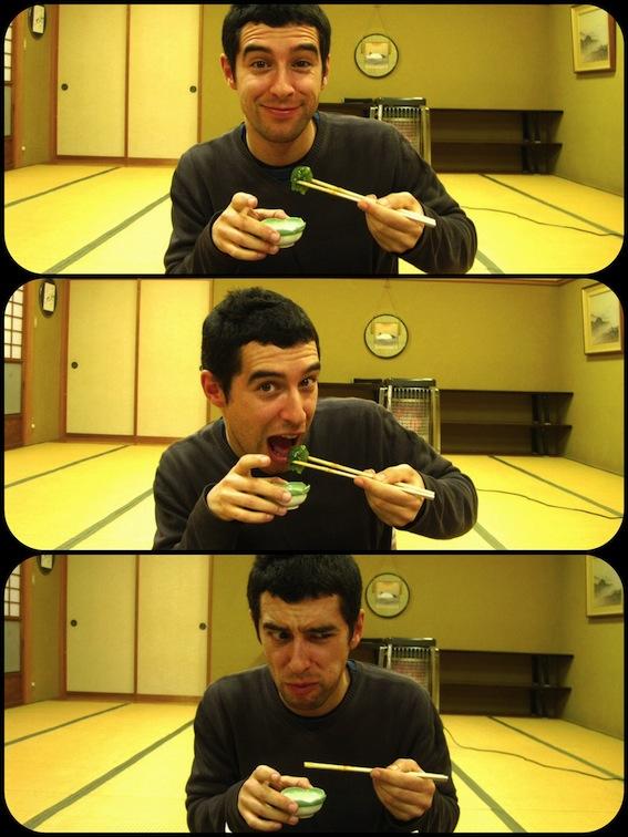 Mitakesan Japanese food