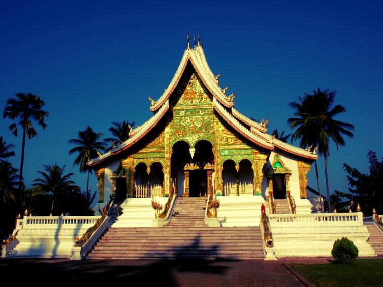 luang prabang haw kham temple