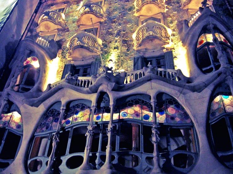 barcelona casa batlo