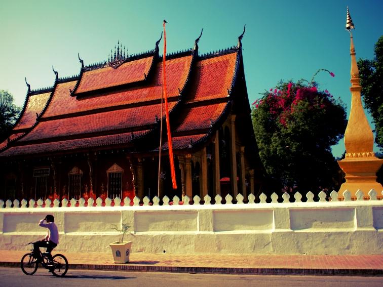 luang prabang wat sen temple