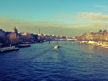 france paris seine