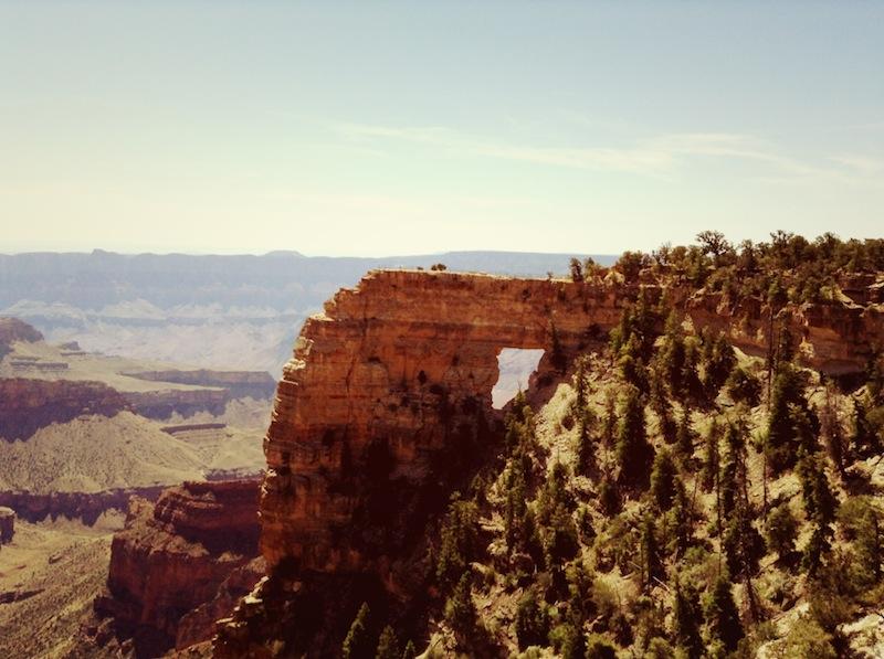 Grand Canyon Angel's Window