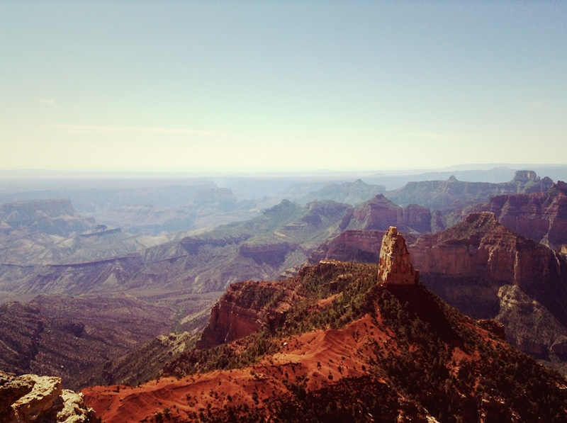 Grand Canyon Point Imperial