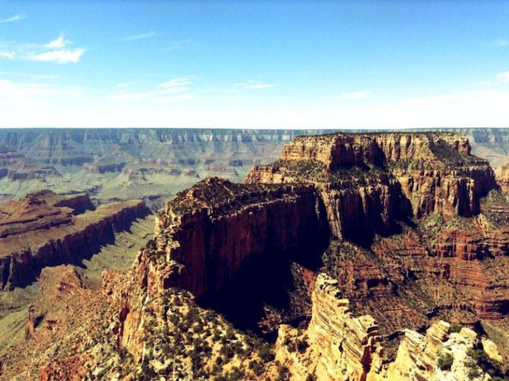 Grand Canyon Vista Encantada