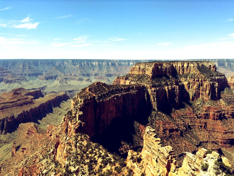 Grand Canyon Wotan's Throne
