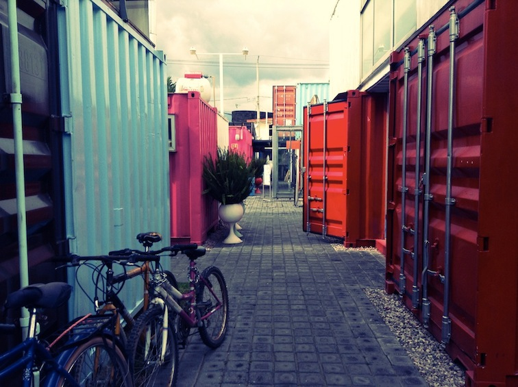 container city cholula