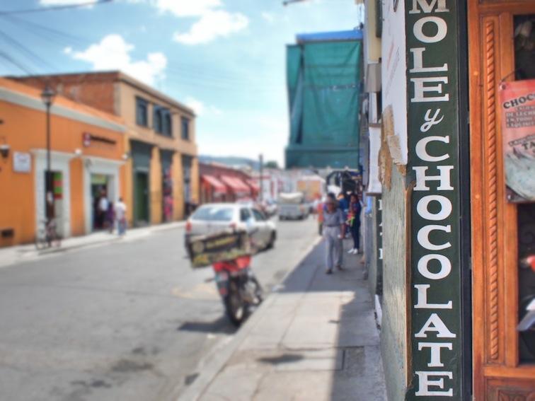oaxaca mina street