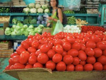 benito juarez market puerto escondido mexico