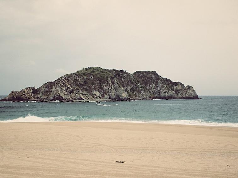 Cacaluta beach