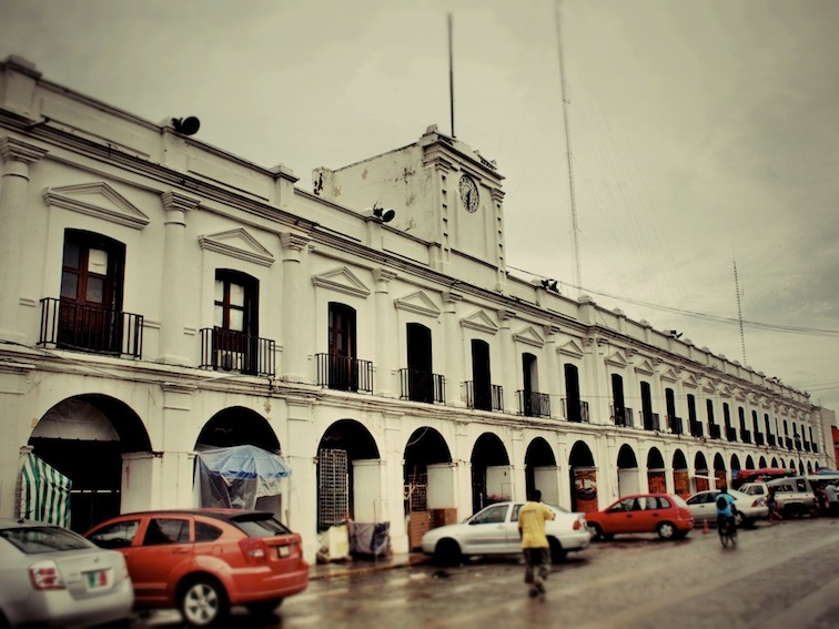 City Hall of Juchitán de Zaragoza
