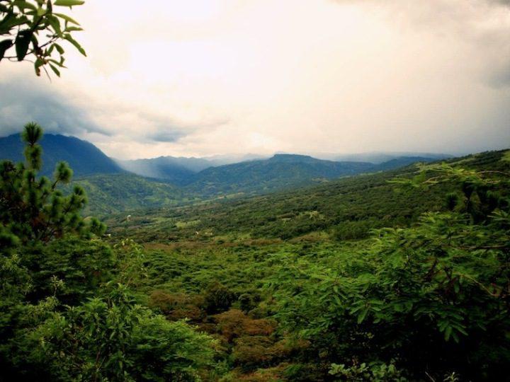chiapas landscape