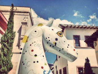 Horse Miró