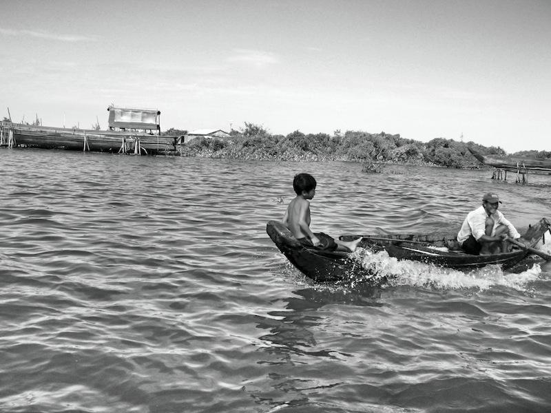 Kid Tonle Sap