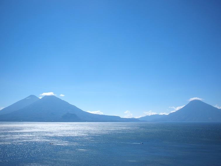 Panajachel Lake Atitlán