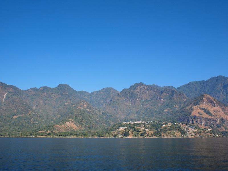 San Pablo La Laguna Lake Atitlán