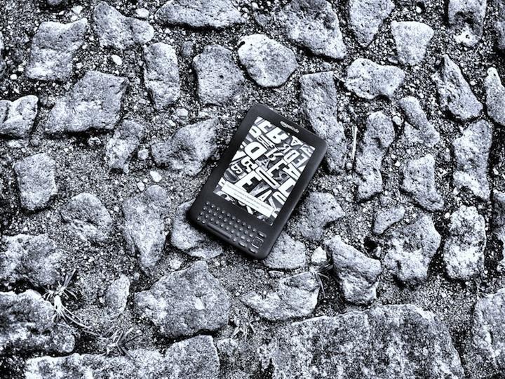 Throw Away Your Kindles