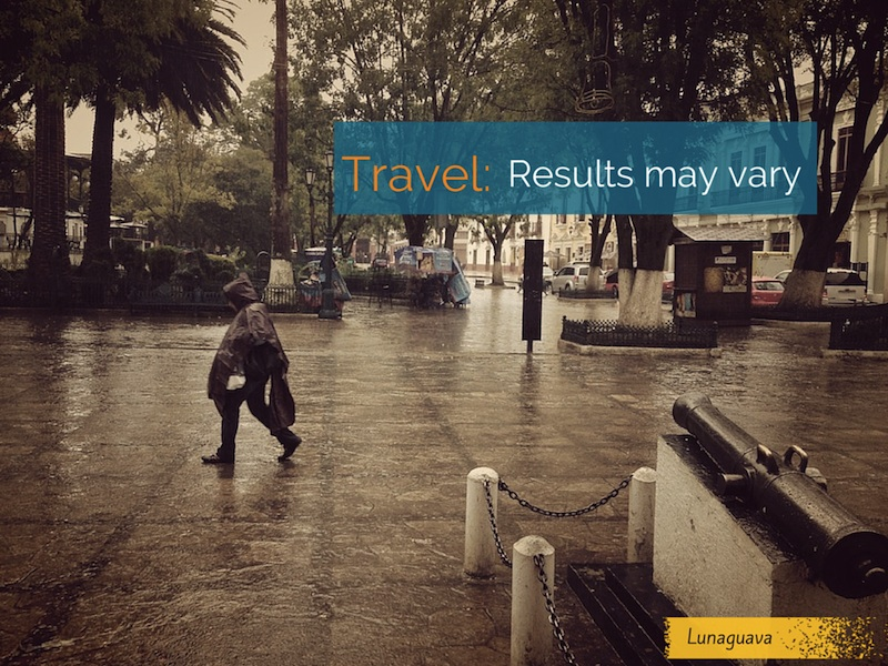 Travel Truism #11